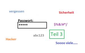 Das richtige Passwort – Teil 3