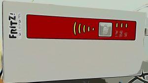 W-LAN Repeater