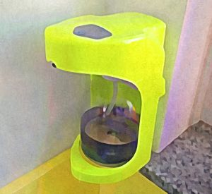 Automatischer Seifenspender