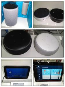 Amazon Alexa Geräte