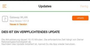 Update Gateway